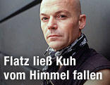 Aktionskünstler Wolfgang Flatz