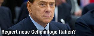 Italiens Premier Silvio Berlusconi
