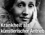 Schwarz-Weiß-Fotografie von Virginia Woolf