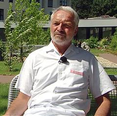 Psychokardiologe Dr. Georg Titscher