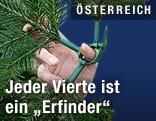 Zweigersatzhalter von Erfinder Jürgen Wellmann
