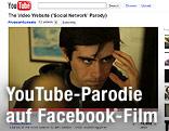 "Screenshot des Youtube-Videos ""The Video Website"""