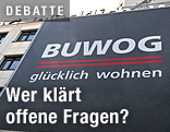 BUWOG-Werbung