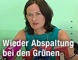 Grünen-Chefin Eva Glawischnig