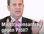 Vizekanzler Josef Pröll (ÖVP)