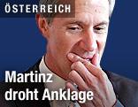 Der Kärntner ÖVP-Chef Josef Martinz