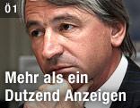Ex-Chef der Kärntner Hypo Alpe-Adria-Bank Wolfgang Kulterer