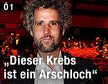 Regisseur Christoph Schlingensief