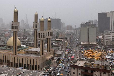 Nigerias Megastadt Lagos