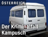 Kleinbus mit dem Natascha Kampusch entführt wurde