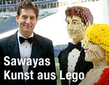 Lego-Künstler Nathan Sawaya