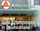 Arbeitsamt in Deutschland