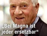 Magna-Gründer Frank Stronach