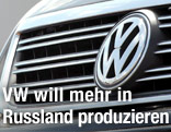 Kühlergrill von VW