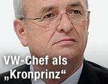 Martin Winterkorn, Aufsichtsratsvorsitzender von Audi