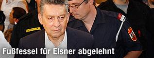 Helmut Elsner im Gerichtssaal