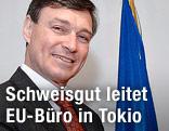 Oesterreichischer EU-Botschafter Hans-Dietmar Schweisgut