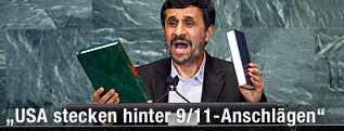 Iran-Präsident Mahmud Ahmadinedschad