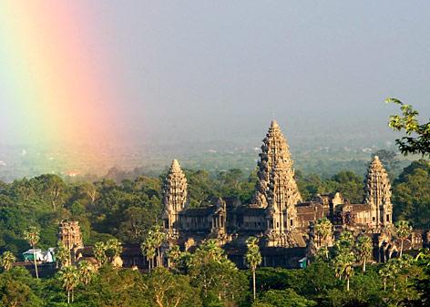 Haupttempel Angkor Wat