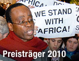 Nigerianischer Umweltschützer Nnimmo Bassey