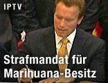Arnold Schwarzenegger, Gouverneur von Kalifornien