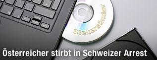 Laptop mit CD