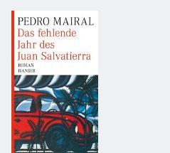 """Buchcover von """"Das fehlende Jahr des Juan Salvatierra"""""""