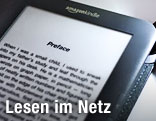 Kindle3 mt LED-Lampe