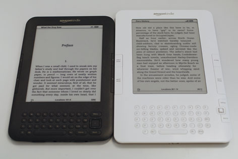 E-Book-Reader Kindle 3