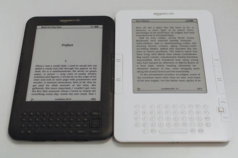 E-Book-Reader Kindle 3