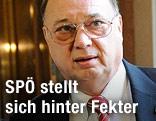 SPÖ-Sicherheitssprecher Otto Pendl