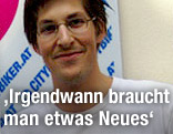 Gernot Frank vom Wiener Fahrradfachgeschäft Citybiker