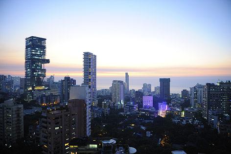 Höchstes Privathaus in Mumbai