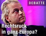 Niederländischer Rechtspopulist Geert Wilders