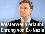 Deutscher Außenminister Guido Westerwelle