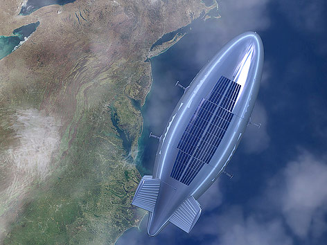 High Altitude Airship