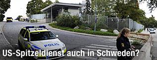 US-Botschaft in Schweden