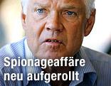 Der norwegische Ex-Diplomat und Ex-Spion Arne Treholt