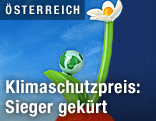 Logo des Klimaschutzpreises