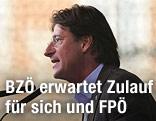 BZÖ-Chef Josef Bucher