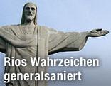 Jesusstatue in Rio De Janeiro