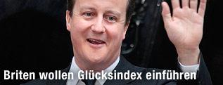 Britischer Premier David Cameron