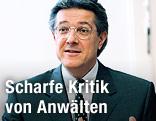 Rechtsanwaltskammer-Präsident Michael Auer