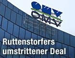 OMV-Gebäude in Wien