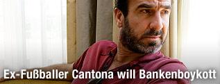 Ex-Fußballer Eric Cantona