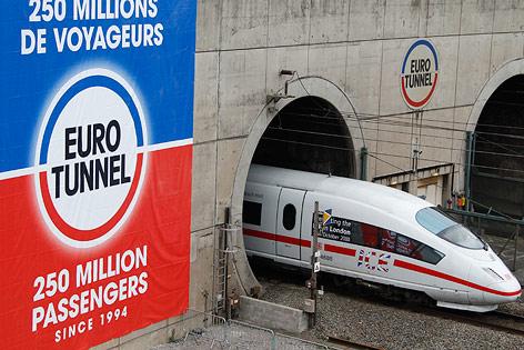 Eurotunnel Aktie