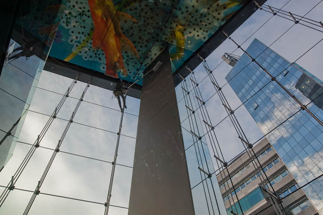 Designcenter im Nouvel-Tower