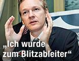 WikiLeaks-Gründer Julian Assange