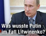 Russlands Ministerpräsident Wladimir Putin