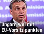 Ungarischer Premier Viktor Orban
